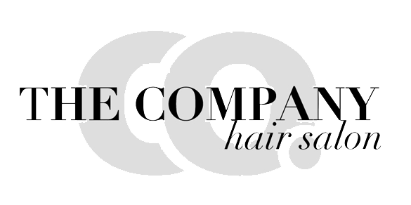 The Company Hair Salon Logo